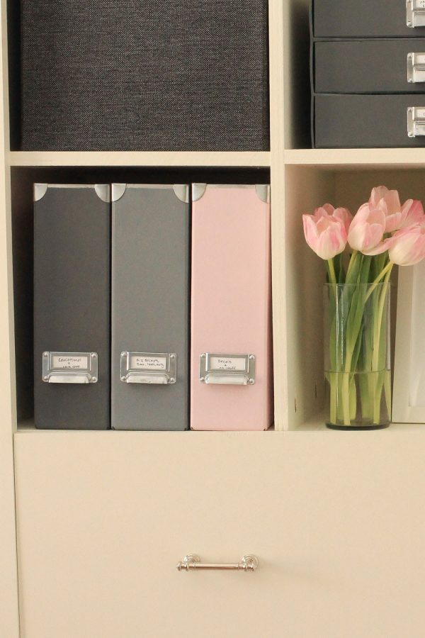 office IKEA HACK Magazine Files