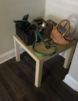 Entryway Tree Hall Bench