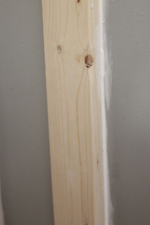 Board and Batten Bathroom DIY