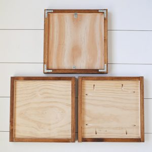 3 Ways How to Frame a DIY Wood Sign