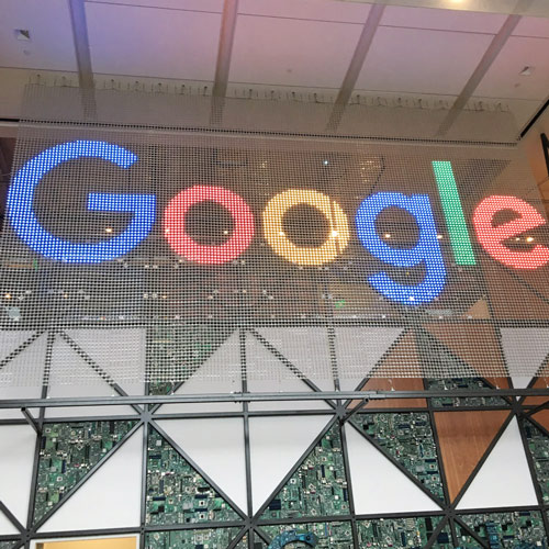 My first blogging conference at Google for MVCon18