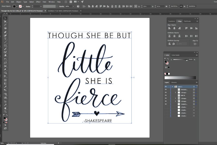 how to make wooden signs to sell using adobe illustrator to create unique sign designs