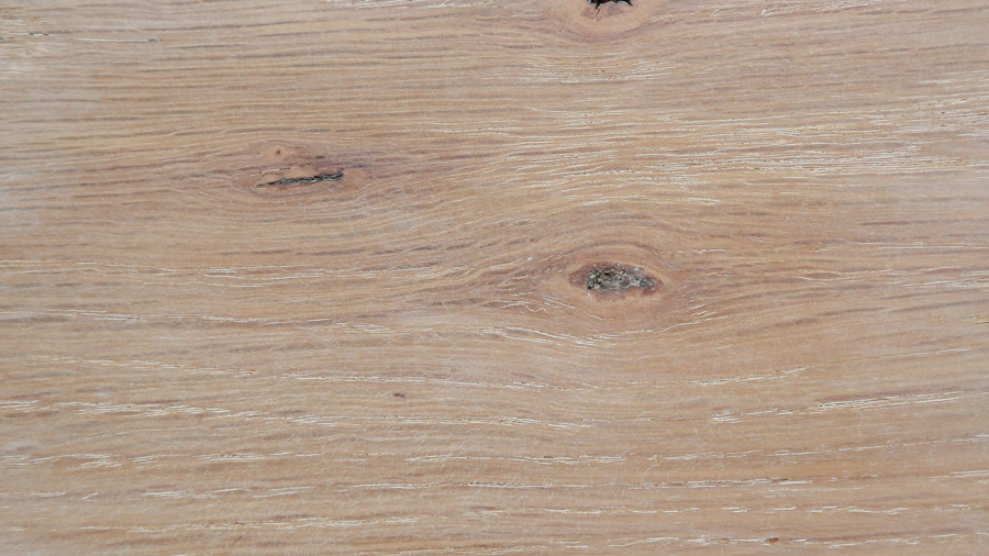 Varathane Antique white stain on white oak wood