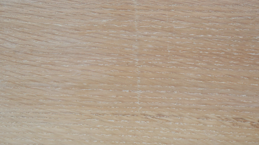 Varathane WhiteWash wood stain on white oak wood