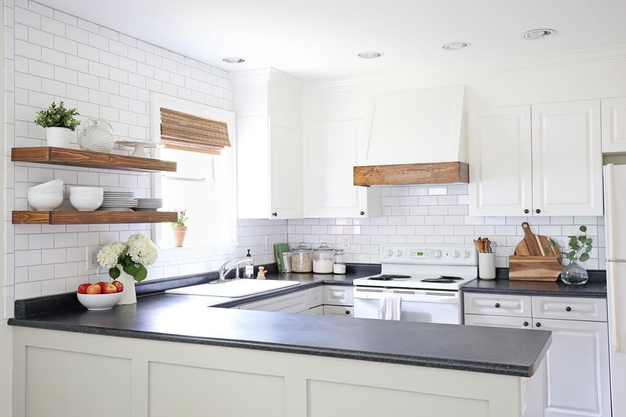 DIY Kitchen Makeover on a Budget