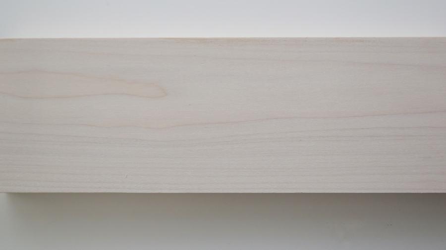 whitewash on poplar wood