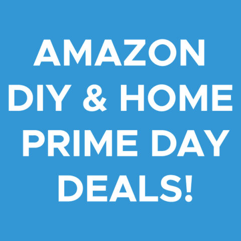 amazon prime day diy and home deals