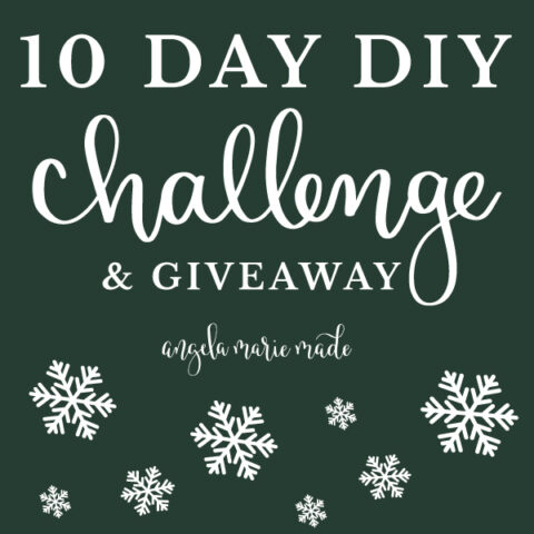 10 days of diy projects