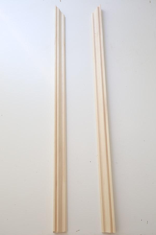 trim angle cuts
