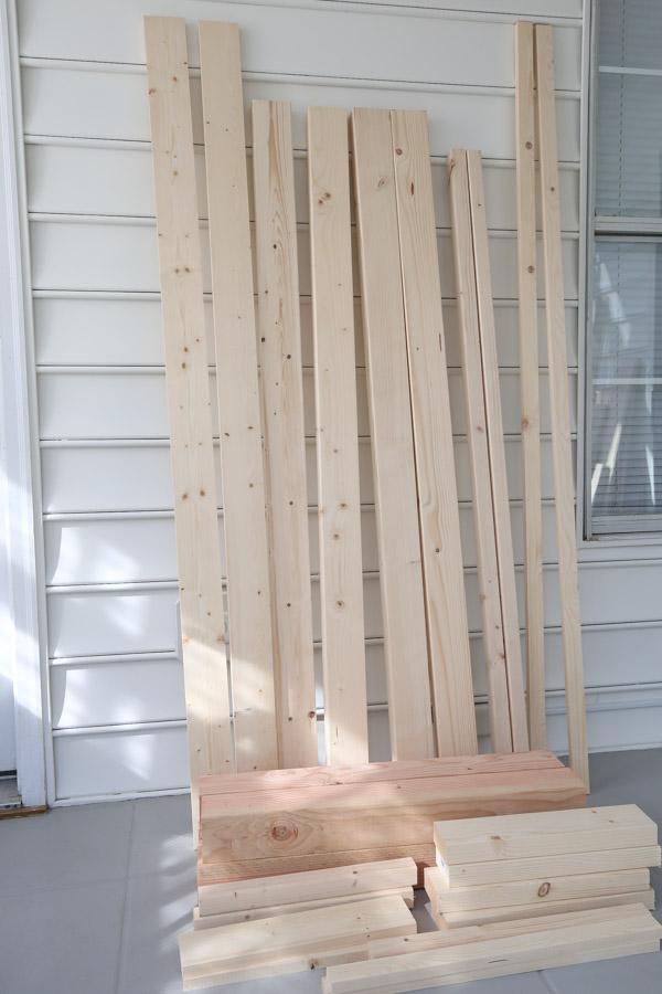 make lumber cuts