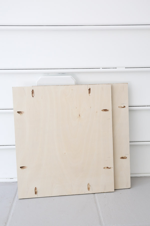 add pocket holes to plywood