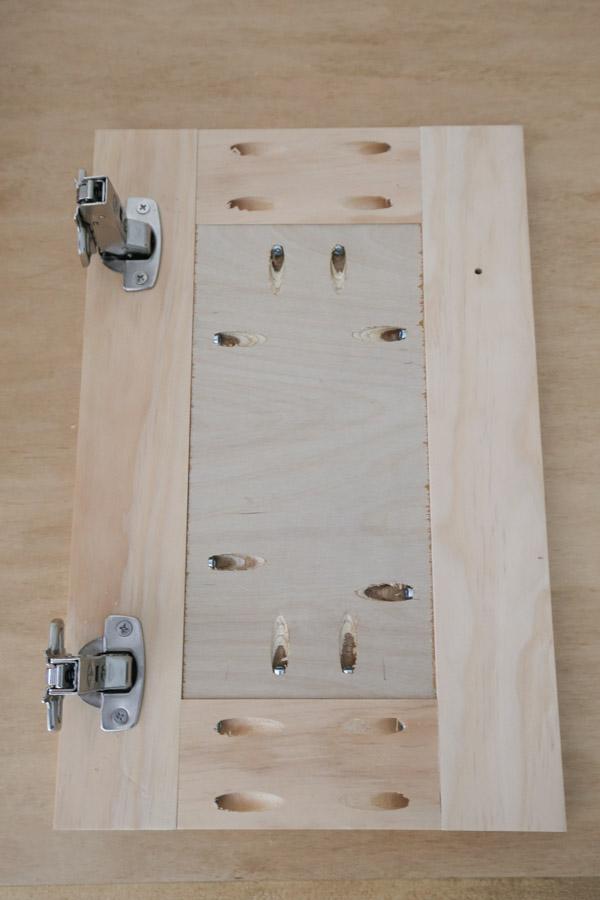 installing bathroom vanity door hinges with inset european hinges