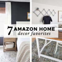 amazon home decor finds and favorites