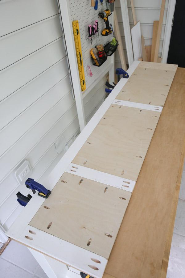 adding door frames to door